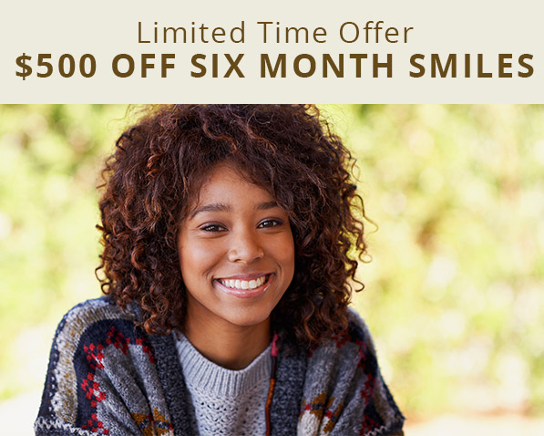 six month smile special
